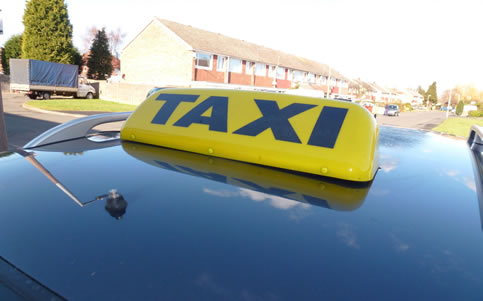 Get Taxi Market Harborough